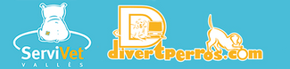 Veterinarios Servivetdivertperros Logo